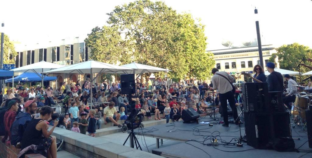 eventide crowd